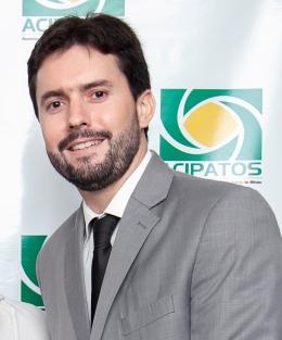 LUÍS EDUARDO FALCÃO FERREIRA PRESIDENTE ACIPATOS 2019-2021