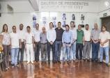 ACIPATOS realiza entronização de foto na Galeria dos Ex-Presidentes