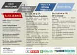 DIA 16 DE MAIO: E-SOCIAL, REFORMA TRABALHISTA  E  DIA 17 DE MAIO: SST NO E-SOCIAL