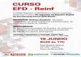 19 DE JUNHO OS IMPACTOS DO  REGISTRO DIGITAL DA ESCRITURAÇÃO FISCAL (EFD-REINF)