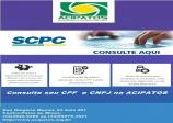 CONSULTE SEU CPF E CNPJ NA ACIPATOS